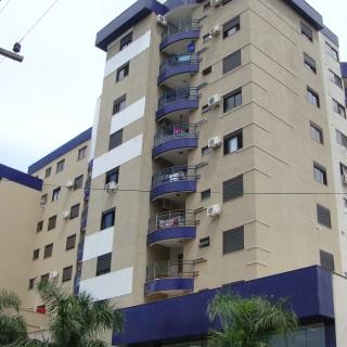 Apartamento 1 dormitório para venda no Bairro Bosque