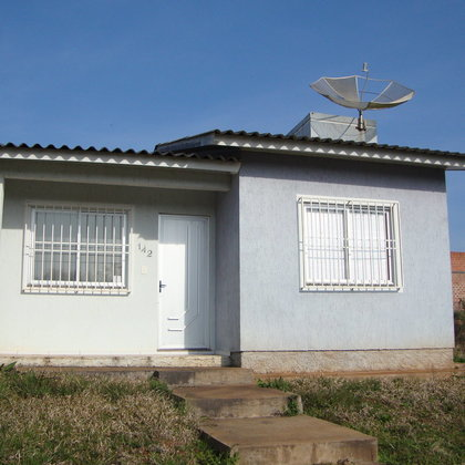 Casa com 2 dormitórios no bairro Colinas Nova Marau