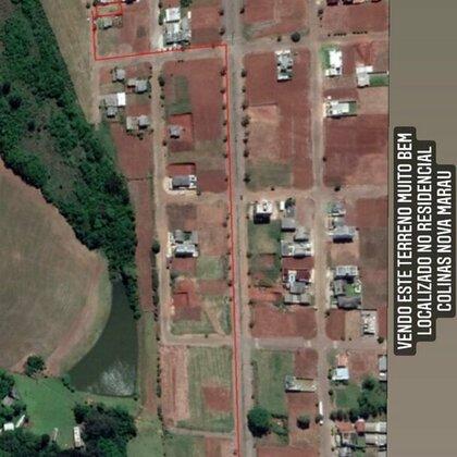 Terreno a venda bem localizado Residencial Colina Nova Marau !