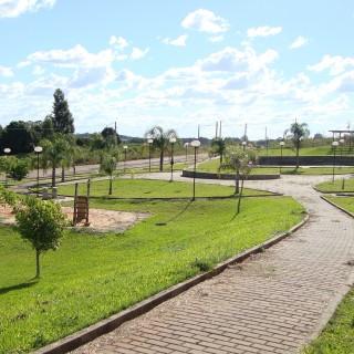 Terreno no Loteamaneto Villa Bella