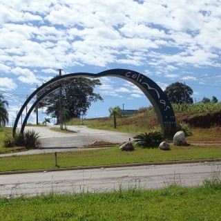 Terreno no Colinas Nova Marau com 589m²