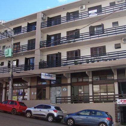 Excelente apartamento no centro de 3 dormitórios com suíte