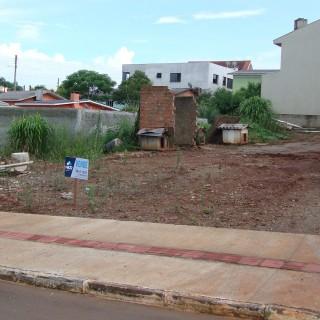 Terreno na Vila Borges em boa localização