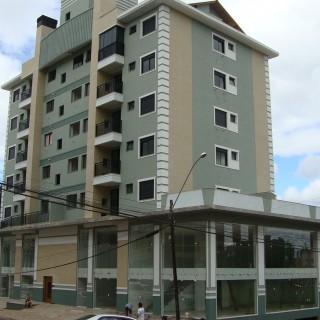 Apartamento à venda, novo com 2 dormitórios e 1 suíte
