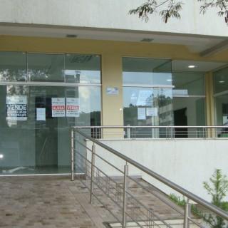 Sala comercial térrea na área central, de frente para a Avenida Presidente Vargas