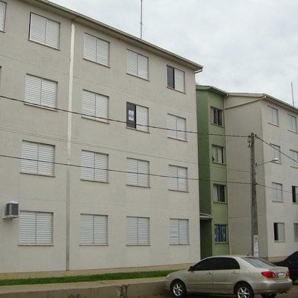Apartamento Residencial Frei Adelar com 3 quartos